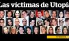Utopía: ellos fueron las 29 víctimas de la tragedia