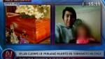 Saquearon negocio de peruano fallecido durante sismo en Chile - Noticias de rolando pantoja romero