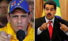 Capriles irá hoy a diálogo con Maduro: