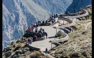 Valle del Colca: arequipeños ingresarán gratis en Semana Santa