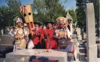 El arte de la Danza de Tijeras y la Semana Santa en el Perú