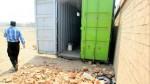 Emmsa denunció al MTC por romper muro del Mercado Santa Anita - Noticias de giuliana chavez