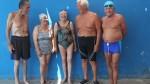 Natación de adultos mayores: aventura y valentía en la piscina - Noticias de jose penaloza