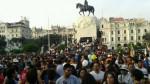 #UnionCivilYa: diversas personalidades apoyaron marcha en Lima - Noticias de carlos tejada