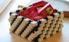Una cocina con Legos: Coloca tus utensilios en estos objetos