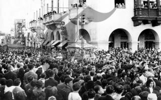 Semana Santa: ¿Cómo era en la Lima del siglo XX?