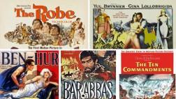 Conoce algunas de las historias bíblicas del cine