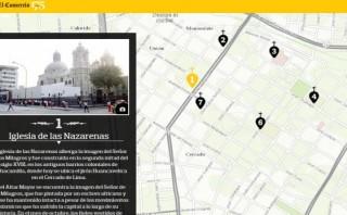 Semana Santa: recorre los templos del centro de Lima