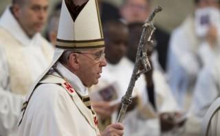 "Papa a sacerdotes: ""Sean fieles a su única novia, la Iglesia"""
