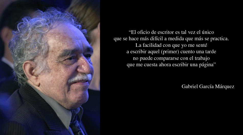 foto de gabriel garcia marquez: