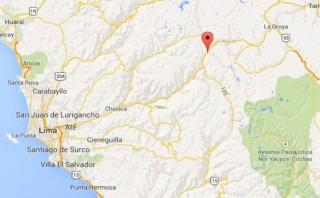 Accidente en la Carretera Central deja un muerto y 15 heridos
