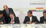 US$30 millones en rueda de negocios de la Comunidad Andina