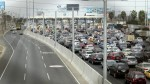 La Panamericana Sur registró caos vehicular esta mañana - Noticias de jose chacon