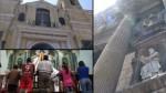 El recorrido de las 7 iglesias: un acto de fe y sacrificio - Noticias de rudy jordan espejo