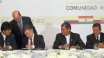 US$30 millones en rueda de negocios de la Comunidad Andina - Noticias de bolivia