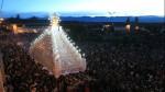 Miles participaron en la procesión de Cristo Resucitado - Noticias de salvador pineiro