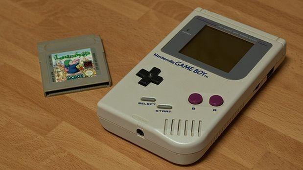 Game Boy cumple 25 años de historia