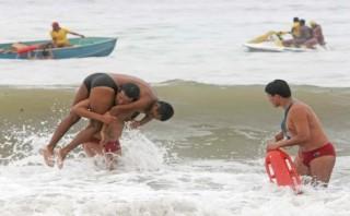 Más de 1.100 bañistas fueron rescatados durante el verano