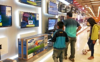 Venta de televisores moverá más de S/.150 mlls. por el Mundial