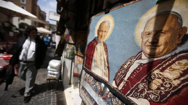 Canonización: ¿Qué defectos tenían Juan Pablo II y Juan XXIII?