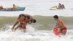 Más de 1.100 bañistas fueron rescatados durante el verano - Noticias de victor hugo meza farfan