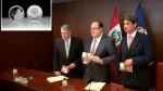 BCR presentó moneda conmemorativa por 175 años de El Comercio - Noticias de felipe escalante