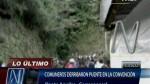 Pobladores de Yanatile y Quelloúno se pelean por delimitación - Noticias de quellouno