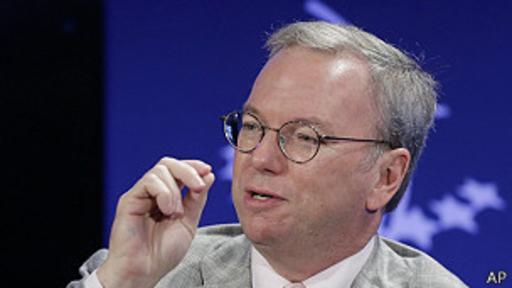 Según Forbes, Schmidt tiene unos US.600 millones.