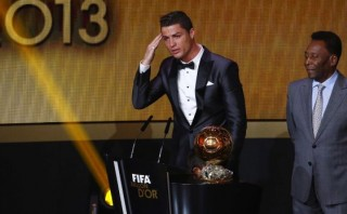 """'CR7' sobre el Balón de Oro: """"Quizás lloré mucho, fui un niño"""""""