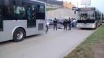 Protransporte: peatón invadió intempestivamente la Vía Expresa - Noticias de metropolitano lima