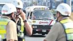 La policía no tiene la capacidad para fiscalizar a choferes - Noticias de clever vidal