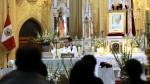 Papas Santos son recibidos con fervor por los limeños - Noticias de milagros aliaga