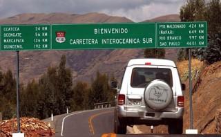 Toledo: los tramos y adendas de la Interoceánica sur