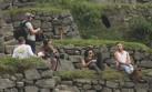 One Direction: Harry Styles y Liam Payne visitaron Machu Picchu