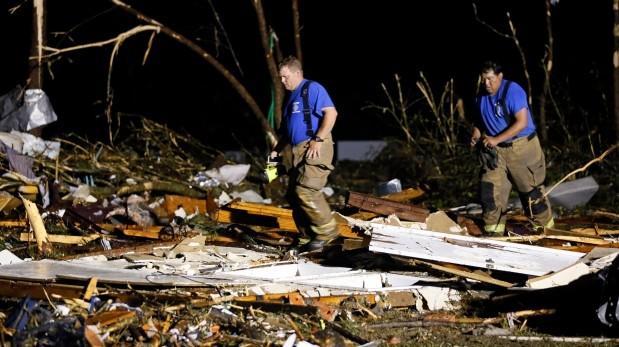 Cifra de muertos por tornados en Estados Unidos aumenta a 29