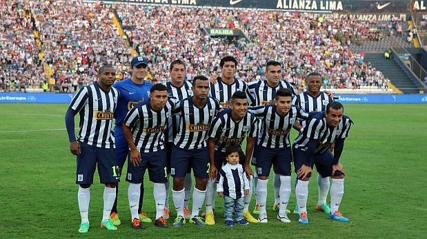 Tres grupos buscan la administración del club Alianza Lima