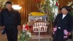 Restos de peruanos fallecidos en EE.UU. llegaron a pueblo natal - Noticias de bernardo galvez