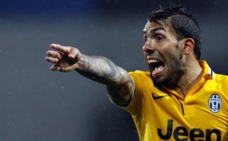 """Tévez dice que """"Sabella no tiene canal"""" para verlo en Juventus"""
