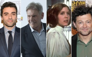 """""""Star Wars: Episodio VII"""": este es el elenco del esperado filme"""