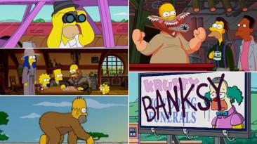 """Los Simpson"" y sus 10 mejores 'openings'"