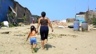 PNUD: 20 de cada 100 personas son pobres en el Perú