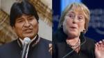 Morales a Chile: Sus argumentos no pueden faltar a la verdad - Noticias de corte de la haya
