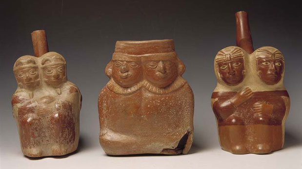 La enigm tica historia de los siameses de la cultura chim for Origen de la ceramica
