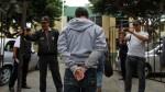 Detienen a 90 presuntos delincuentes en San Juan de Miraflores - Noticias de alberto arispe