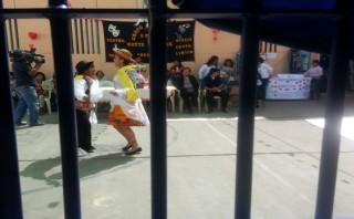 Internas del penal de Socabaya celebraron el Día de la Madre