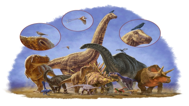 El Argentinosaurio fue la criatura de mayor peso en la Tierra