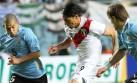 Selección peruana subió un puesto en el ránking FIFA