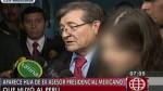 Hija de ex asesor presidencial de México apareció en SJM - Noticias de julio ruiz