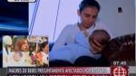 Madres de infectados en Clínica San Pablo marchan por su día - Noticias de elizabeth sotelo