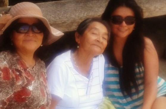 #FelizDíaMamáEC: las fotos de las madres de nuestros lectores